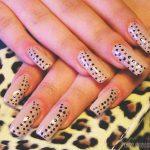 Маникюр с рисунками на ногтях в домашних условиях 71-2-150x150