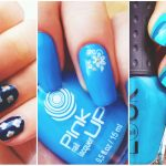 Синий маникюр шеллаком: роскошные фото 116-13-150x150