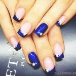 Синий маникюр шеллаком: роскошные фото 116-3-150x150