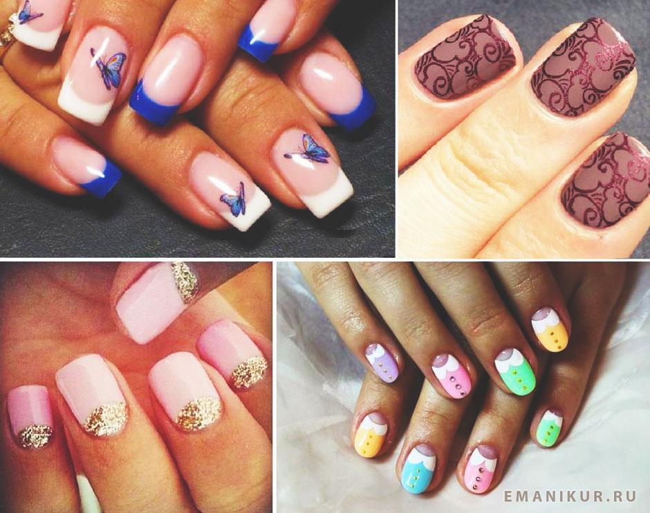 Шикарные Ногти Дизайн Фото