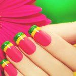 Весенний маникюр гель лаком 2016: свежие фото 14-26-150x150