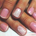 Нежный маникюр на коротких ногтях: великолепные фото 40-10-150x150