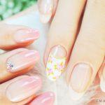 Нежный маникюр на коротких ногтях: великолепные фото 40-2-150x150