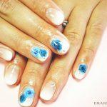 Нежный маникюр на коротких ногтях: великолепные фото 40-5-150x150