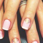 Нежный маникюр на коротких ногтях: великолепные фото 40-8-150x150