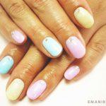 Нежный маникюр на коротких ногтях: великолепные фото 40-9-150x150