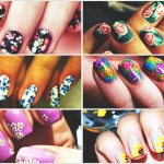 Красивый маникюр на короткие ногти: яркие фото 48-12-150x150