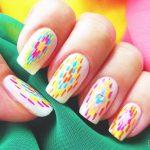 Красивый маникюр на короткие ногти: яркие фото 48-13-150x150