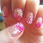 Красивый маникюр на короткие ногти: яркие фото 48-9-150x150